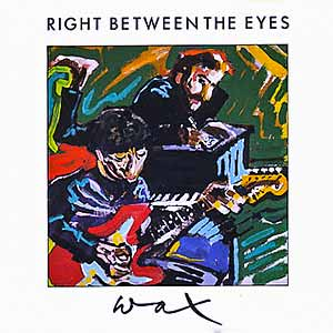 Wax Right Between the Eyes Single Cover