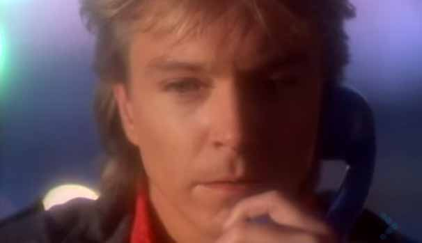 David Cassidy The Last Kiss Official Music Video
