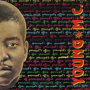 Young MC Bust A Move Single Cover