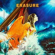 Erasure World Be Gone Album Cover 2017