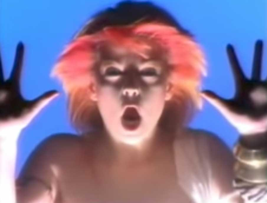 Toyah - I Want To Be Free - Official Music Video.