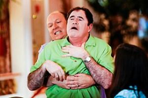 Life in Pieces Season 4 Episode 12 Cabana Hero Action Son