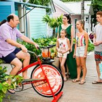Life in Pieces Season 4 Episode 12 Cabana Hero Action Son