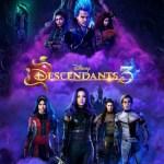 151957 DS3 KA2 - Disney's Conformed #Descendants3 Comes on August 2nd