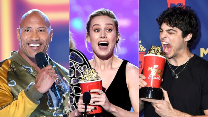Full Winner List of MTV Movie & TV Awards 2019
