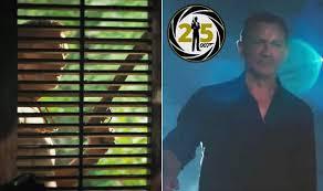 James Bond 25 set video