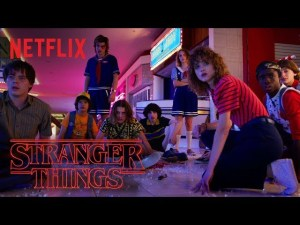 Netflix has released Stranger Things season three