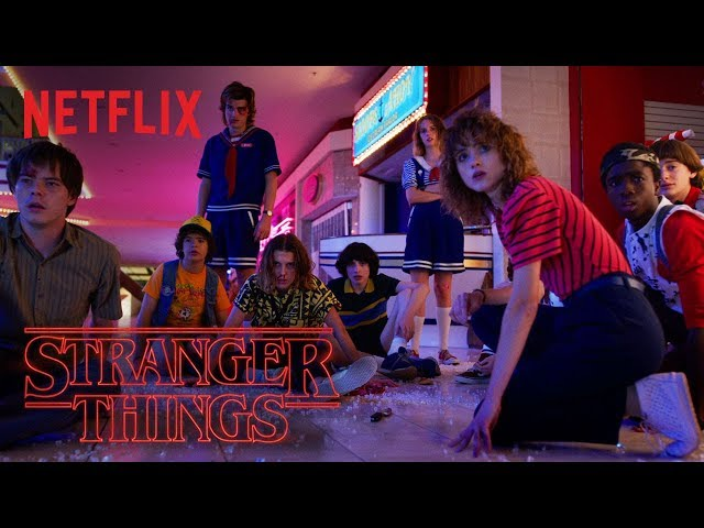 Netflix has released Stranger Things season three