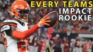 Every Teams Rookie that Will Make an Immediate Impact