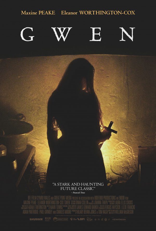 Watch Gwen movie 2019 Poster
