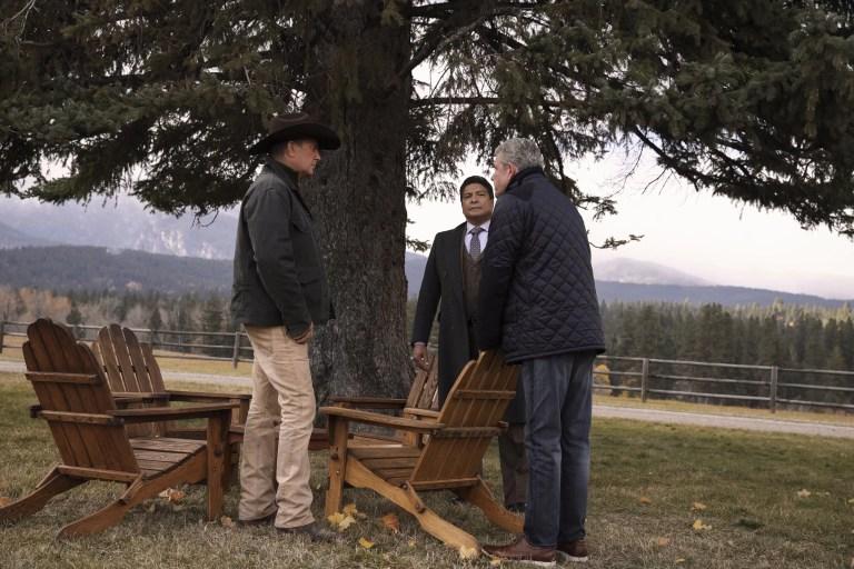 Yellowstone Episode 2.08