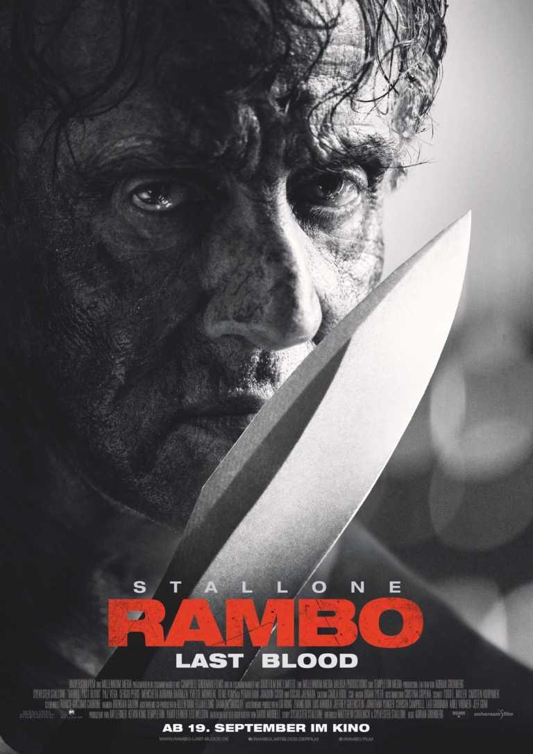 Rambo Last Blood (2019 Movie)