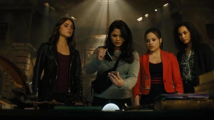 CW Charmed Season 2 Episode 4 Deconstructing Harry