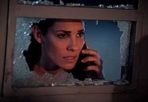 """Mother"" - Pictured: Daniela Ruah (Special Agent Kensi Blye). Akhos Laos (Carl Beukes), a former black ops agent originally recruited and trained by Hetty Lange, returns to seek revenge on Hetty for the life she introduced him to, on the 250th episode of NCIS: LOS ANGELES, Sunday, Dec. 1 (9:30-10:30 PM, ET/9:00-10:00 PM, PT) on the CBS Television Network. Series regular Eric Christian Olsen co-wrote the episode with Babar Peerzada. Photo: Ron Jaffe/CBS ©2019 CBS Broadcasting, Inc. All Rights Reserved."