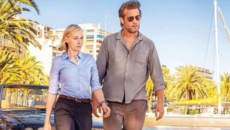 Elen Rhys Julian Looman in First Trailer for BBC One new detective drama The Mallorca Files