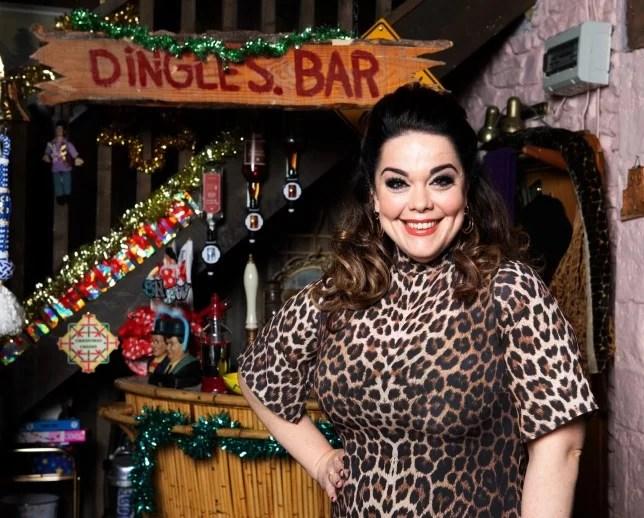 Emmerdale Spoilers Mandy Dingle Back!