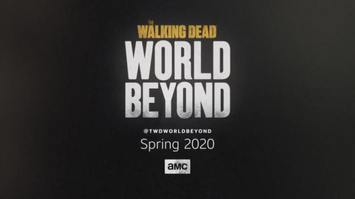 The Walking Dead World Beyond trailer