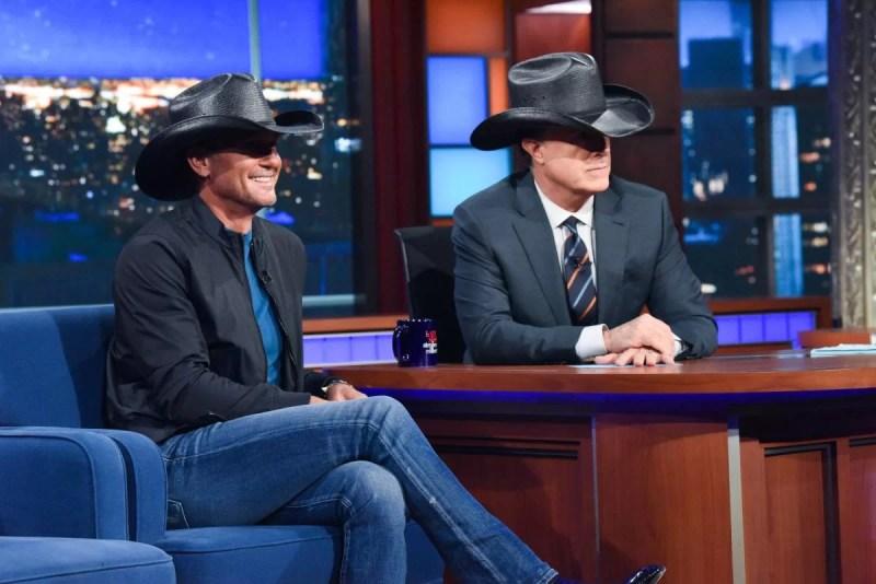 Week 7 of the 2019-2020 broadcast Season Colbert beats Jimmy Kimmel Live