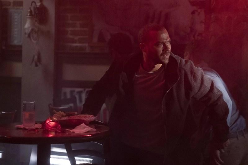 STATION 19 Season 3 episode 3 JESSE WILLIAMS