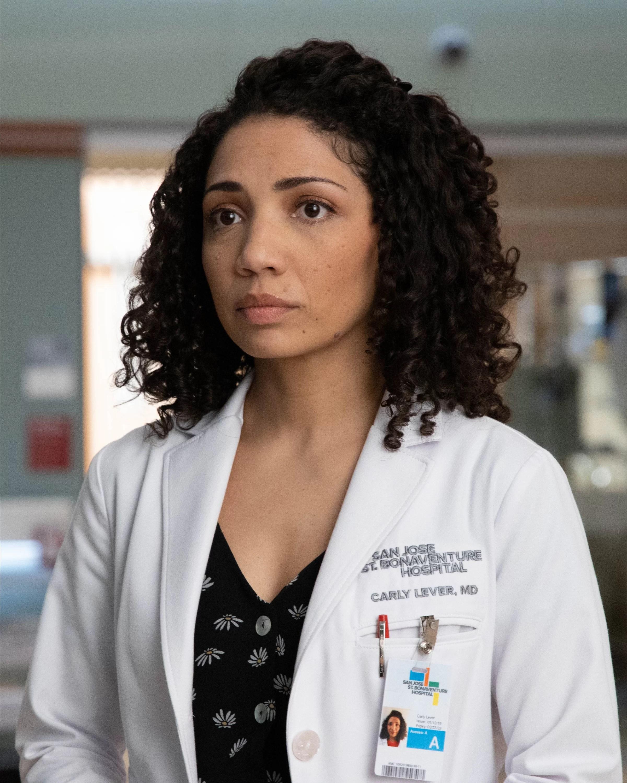 THE GOOD DOCTOR season 3 episode 16JASIKA NICOLE