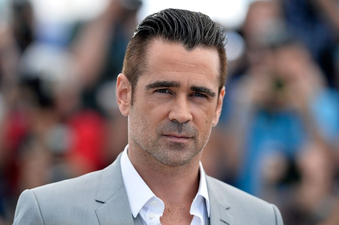 Colin Farrell discusses his DNA Test Results on the Talk Show