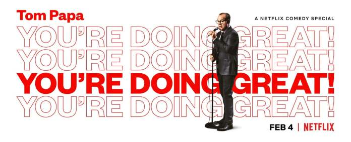 Netflix Stand-Up Comedy Special - Tom Papa Youre Doing Great! Trailer