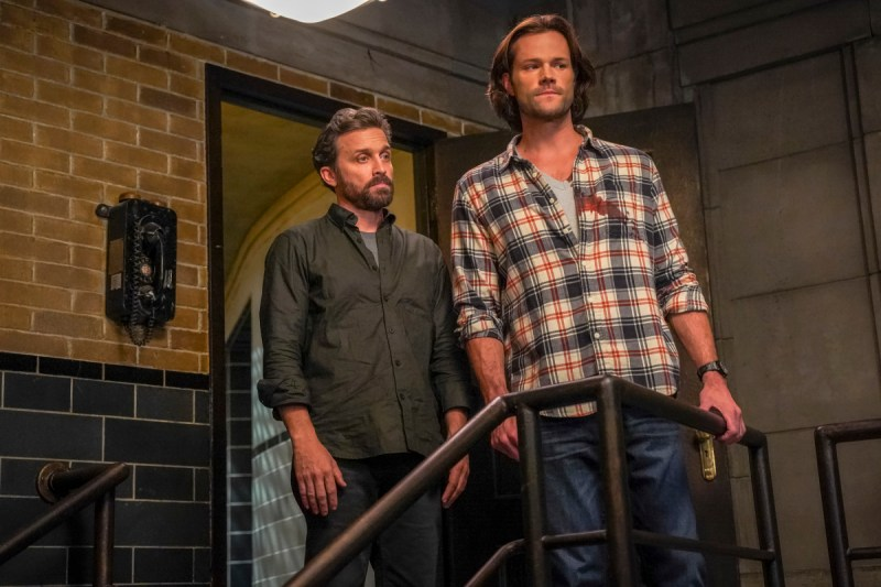 Supernatural Season 15 Episode 9 Recap The Trap