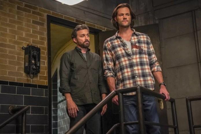Supernatural Season 15 Episode 9 Recap The Trap