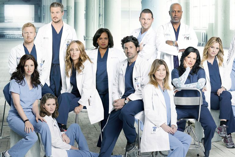 "Grey's Anatomy Season 16 Episode 15 ""Snowblind"""