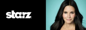 """Courteney Cox Plays Lead Role In Starz's Horror Comedy """"Shining Vale"""""""