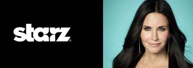 Courteney Cox Plays Lead Role In Starz's Horror Comedy