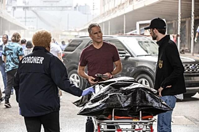 NCIS New Orleans Season 6 Episode 18