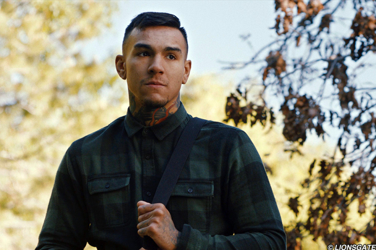 Lionsgate released the trailer for its true events Movie Green Rush cast Andre Fili