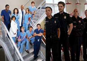 Grey's Anatomy Season 16 Episode 17 - Crossover Event Station 19