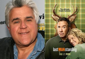 Last Man Standing Season 8 Episode 15 - Guest star - Jay Leno as Joe