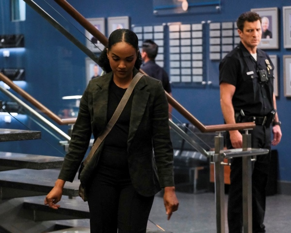 """The Rookie Season 2 Episode 19 """"The Q Word"""""""