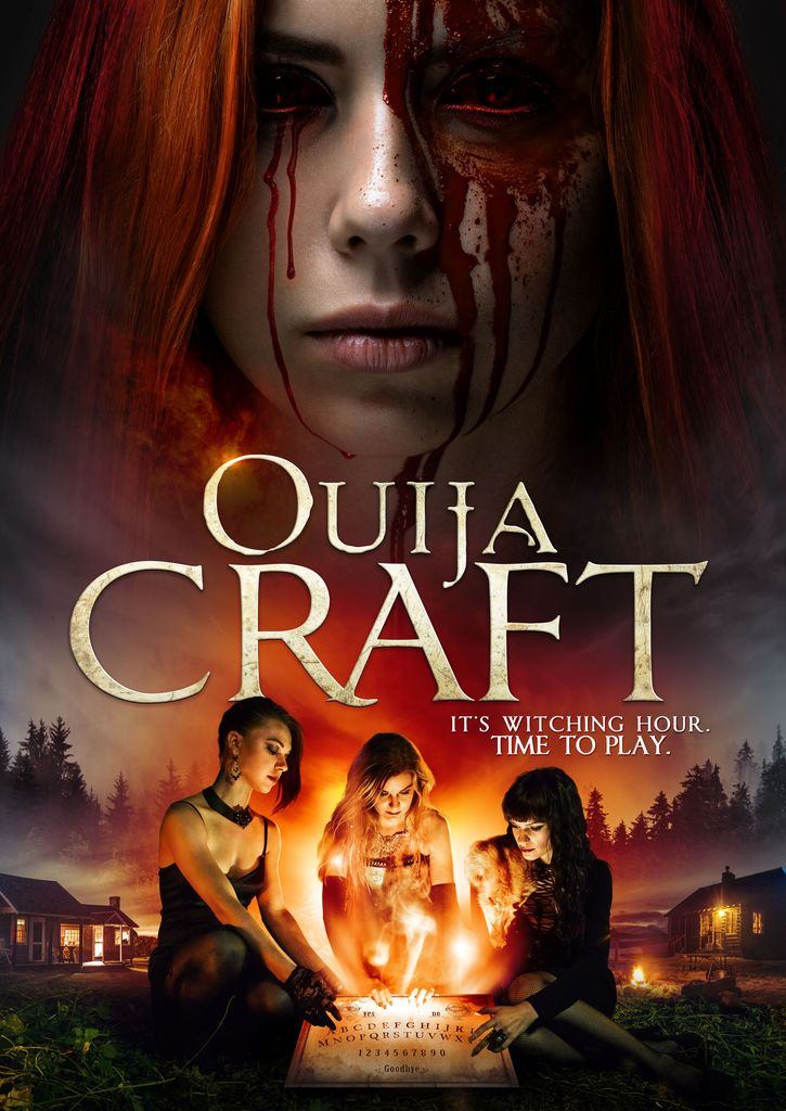 First Official Trailer Ouija Craft 2020 Movie