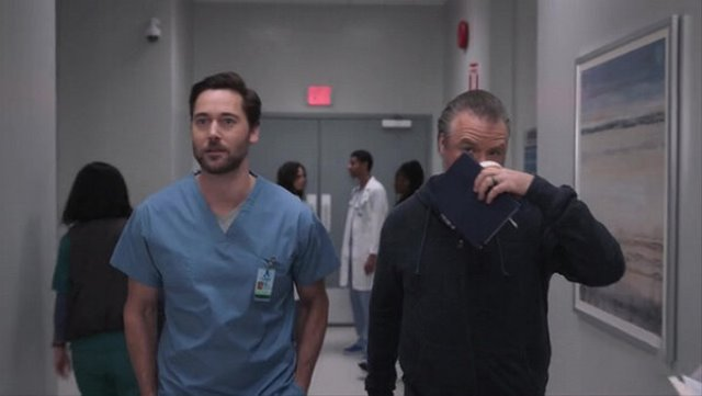 Season Finale New Amsterdam Season 2 Episode 18 - Matter of Seconds Ryan Eggold as Dr. Max Goodwin