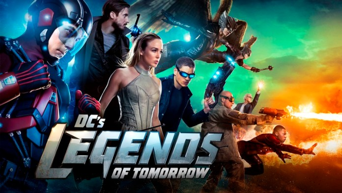First Look DC s Legends of Tomorrow Season 5 Episode 13 I Am Legends Promo