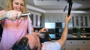 Haircut Night in America Coming in May 29 On- CBS
