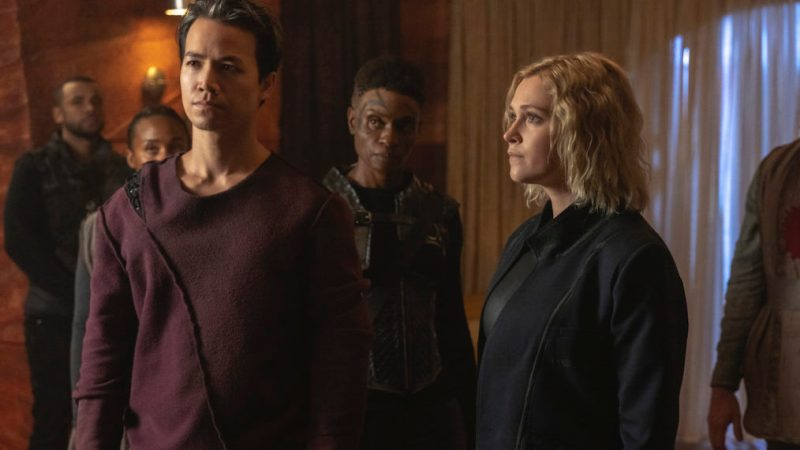 The 100 Season 7 Premiere Recap