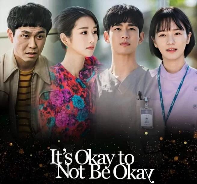 It s Okay to Not Be Okay - Psycho but okay2020