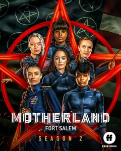 Motherland Fort Salem Season 2