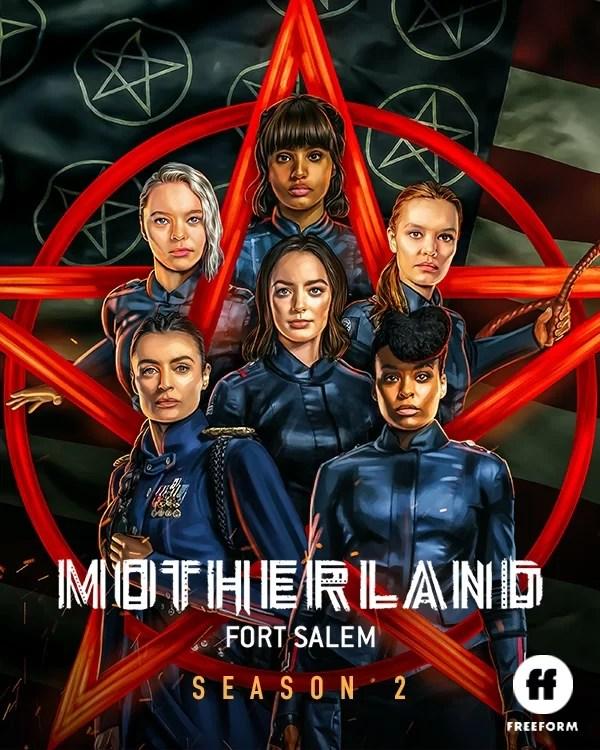 Motherland Fort Salem Season 2