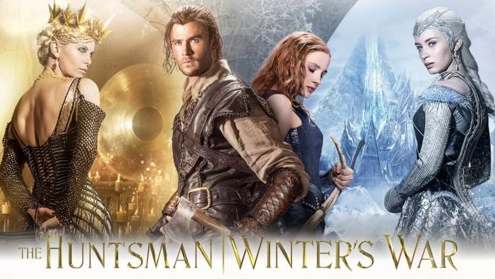 The Huntsman Winters War Movie