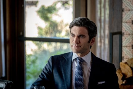"Yellowstone season 3 Episode 6 - ""All for Nothing"".jpg (L-R) Wes Bentley as Jamie Dutton"