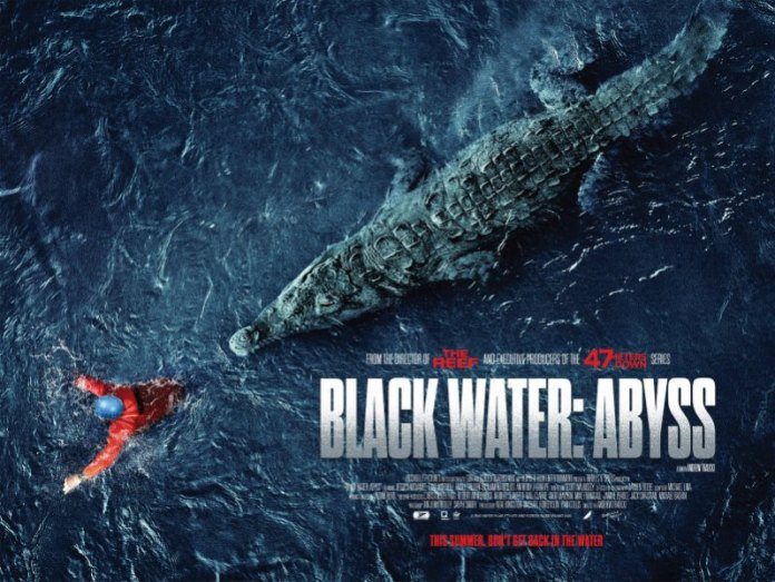black-water 2 -abyss-poster