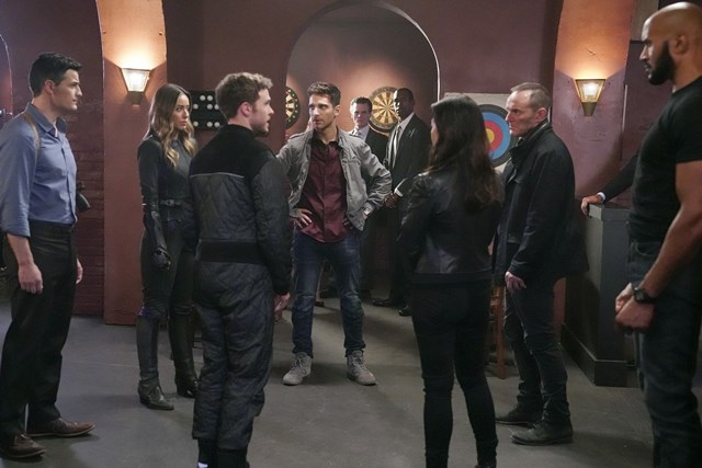 Series Finale Agents of SHIELD Season 7 Photos of
