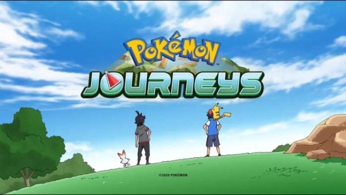 Pokémon Journeys Part 2 arriving to Netflix in September