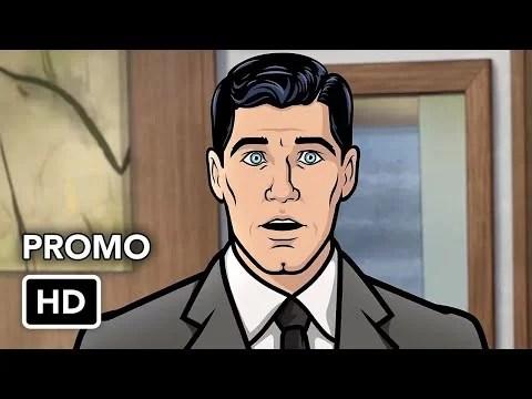 Archer Season 11 Episode 4 Promo
